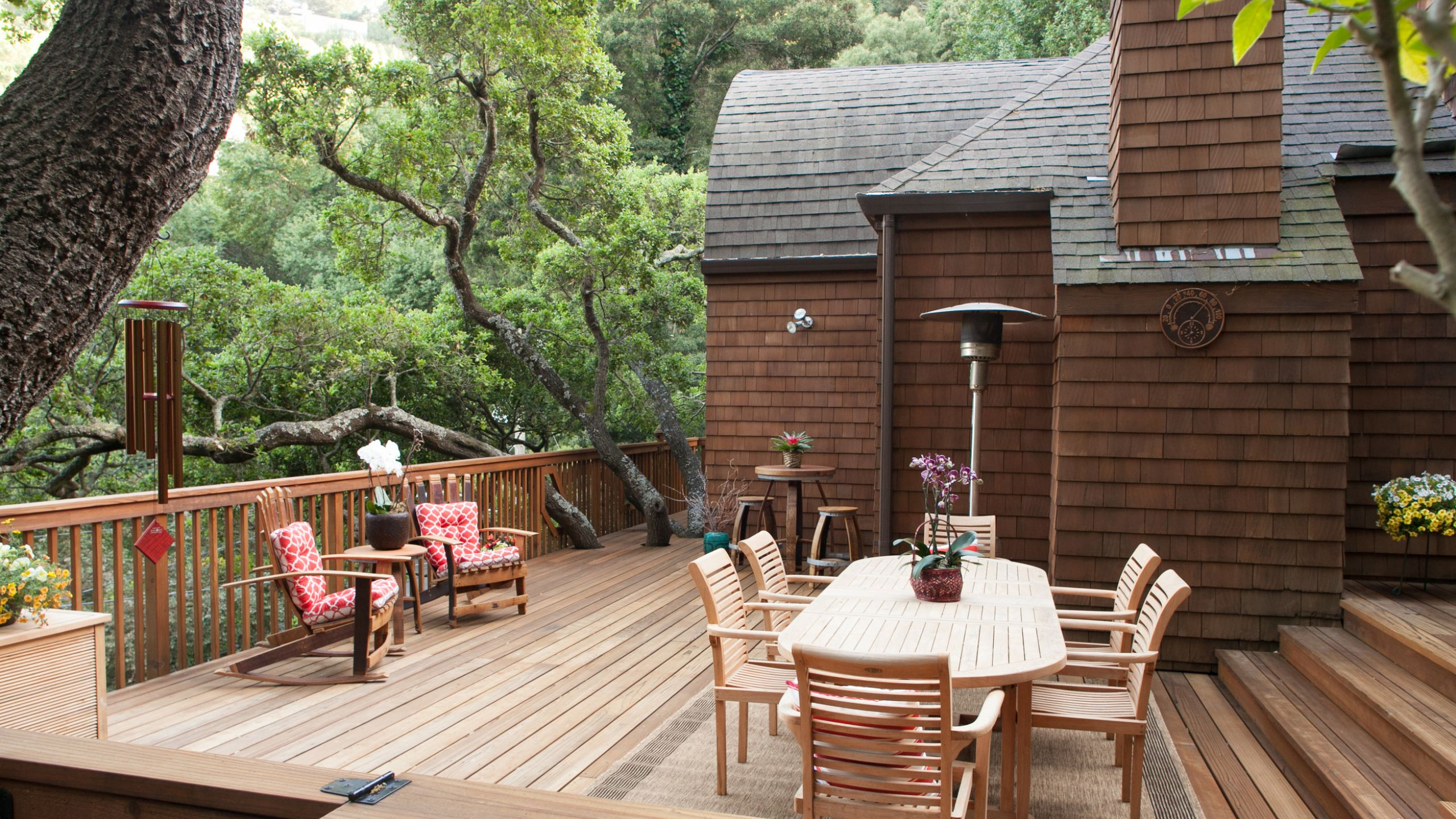 Deck Fence Contractor Marin County Outdoor Construction